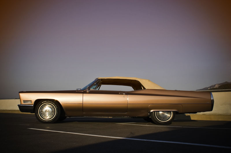 Pictures Of My 1967 Cadillac DeVille