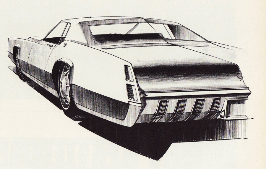 The History Of The 1967 Cadillac Eldorado How It Was