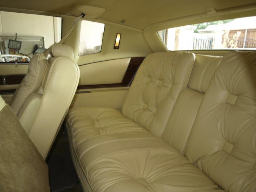 A spectacular low mileage 1978 Cadillac Eldorado Biarritz ...