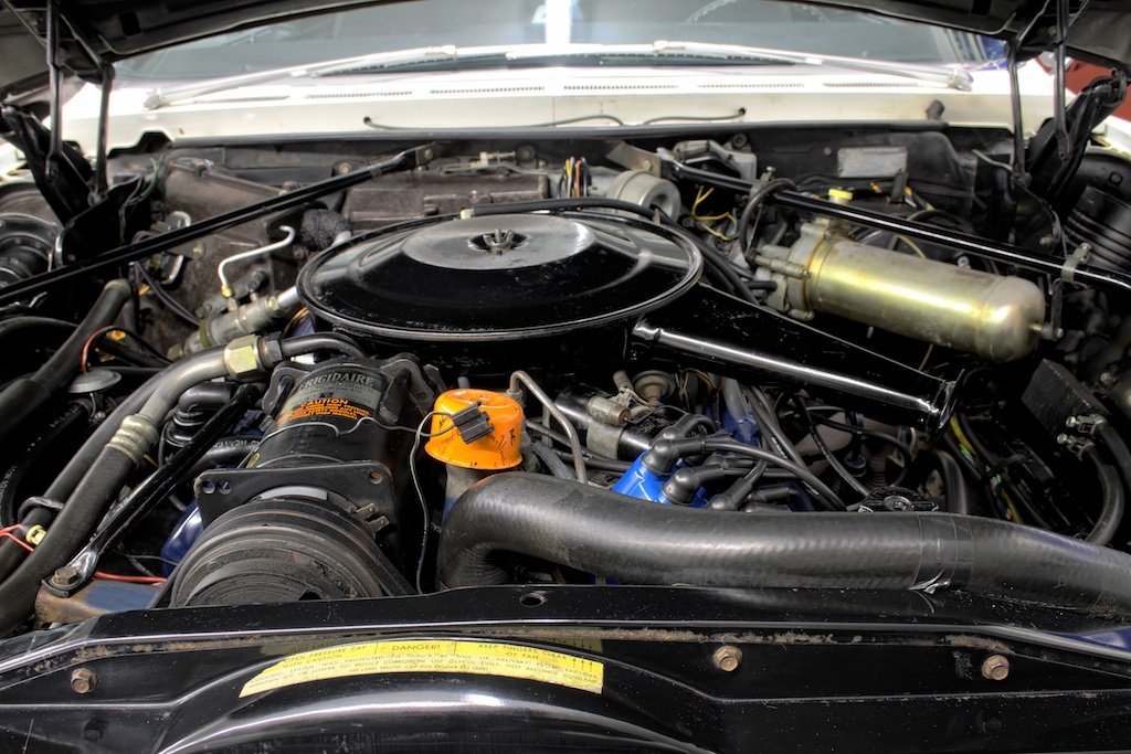 Cleaning The 1967 Eldorado 180 S Engine Bay Geralds 1958