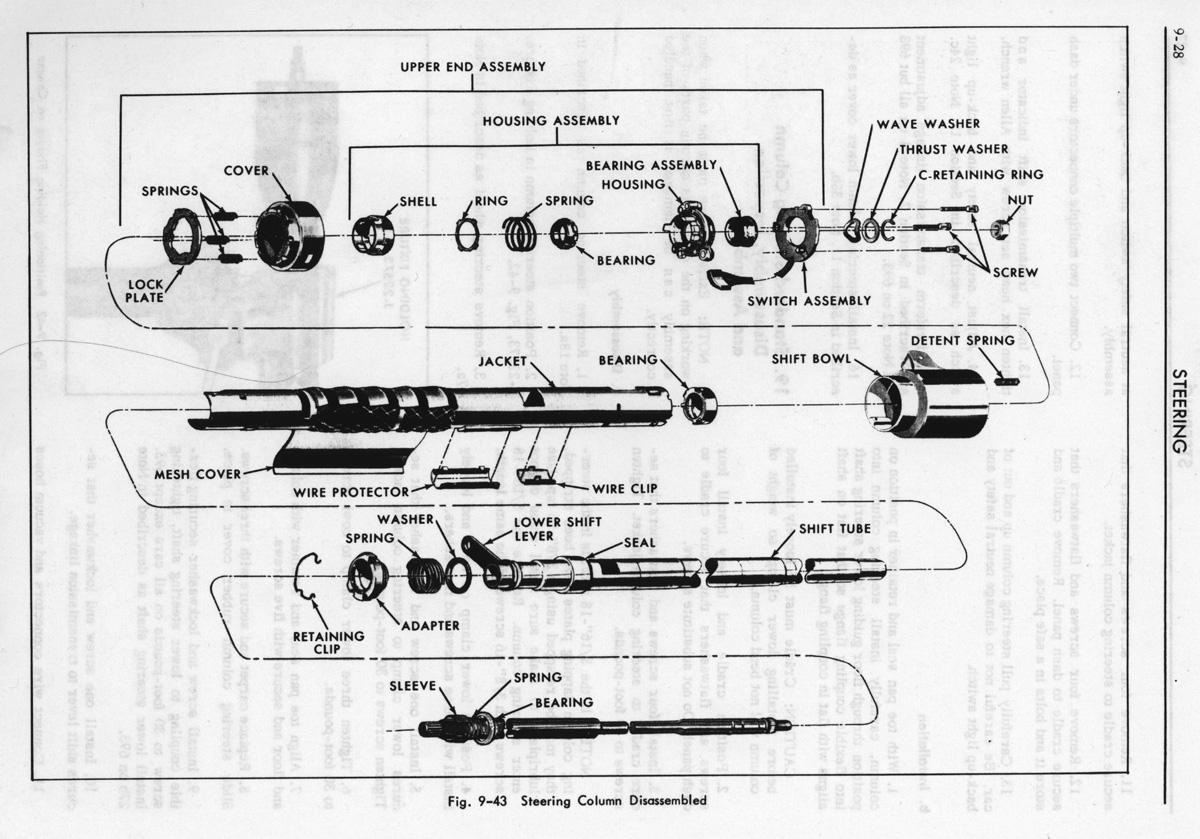 Steeringcolumn