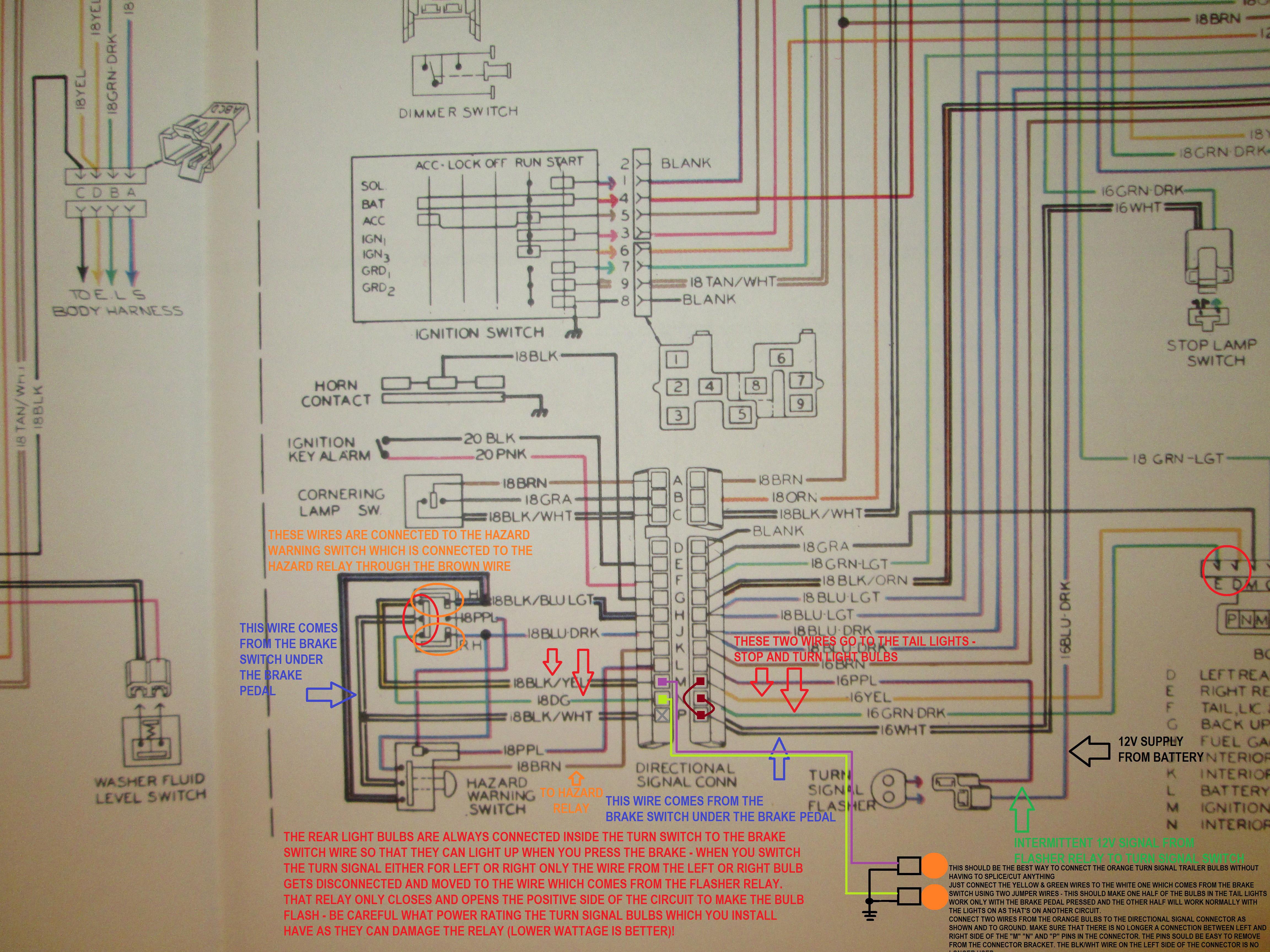 92 Cadillac Deville Radio Wiring Diagram from eldorado-seville.com